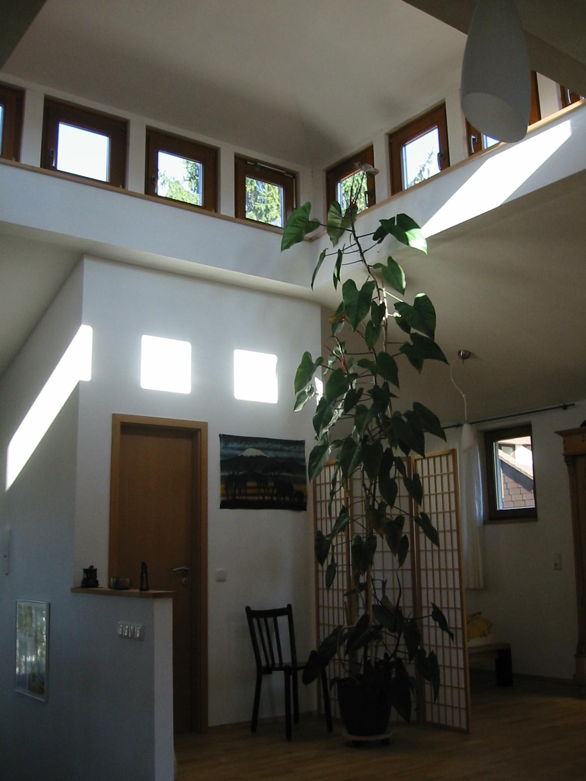 2001 Aufstockung Einfamilienhaus Bild 3