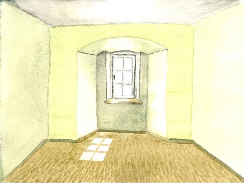 2009 Mehrgenerationenhaus Skizze 2