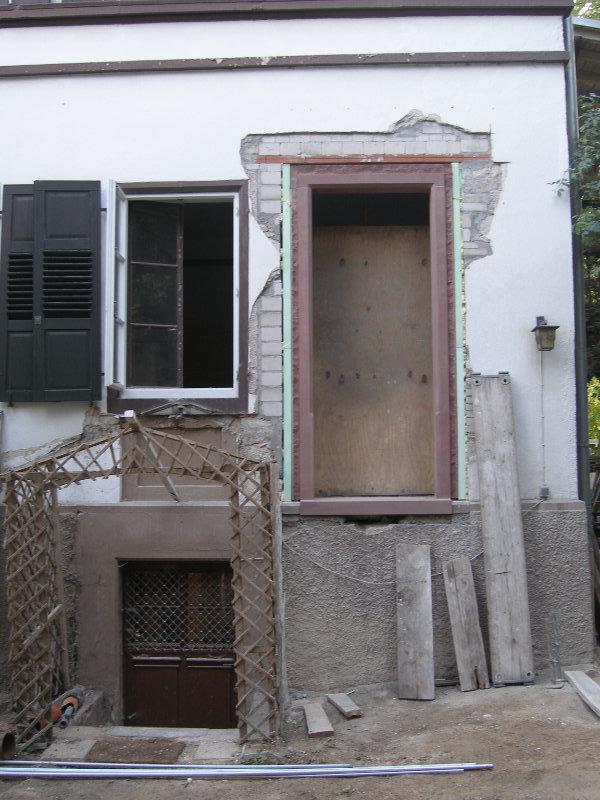 2011 Umbau denkmalgeschützte Villa Bild 8