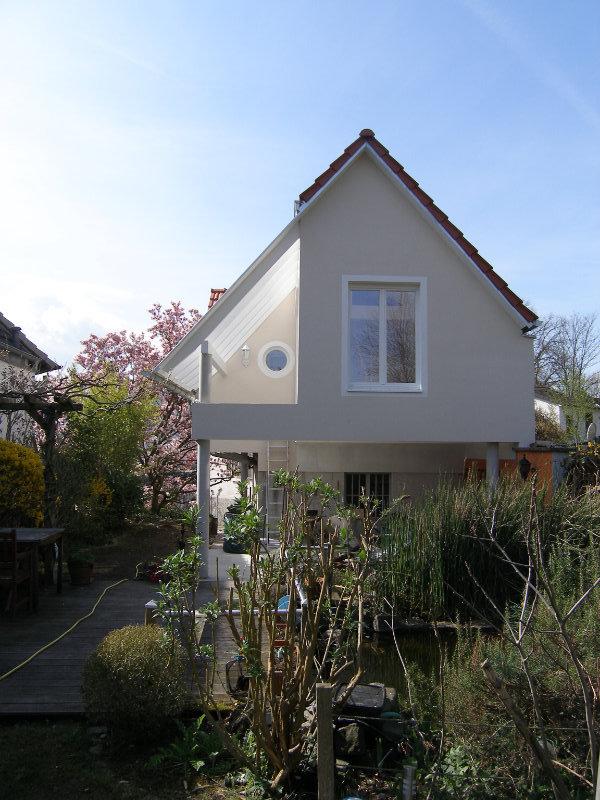 2016 Anbau an Einfamilienhaus Bild 1