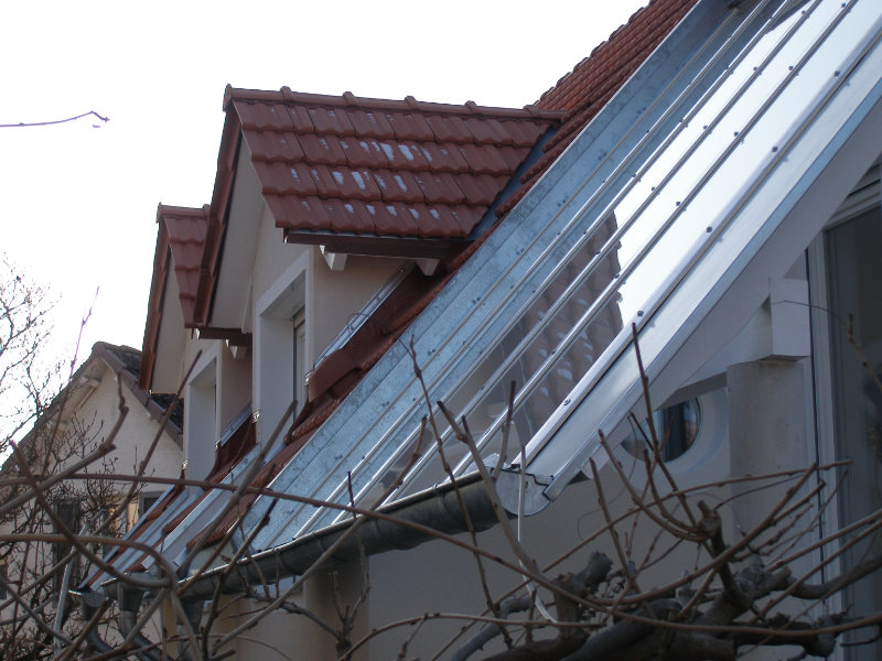 2016 Anbau an Einfamilienhaus Bild 10