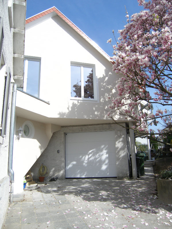 2016 Anbau an Einfamilienhaus Bild 2