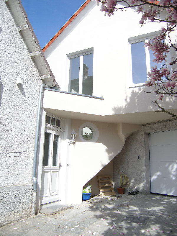 2016 Anbau an Einfamilienhaus Bild 3