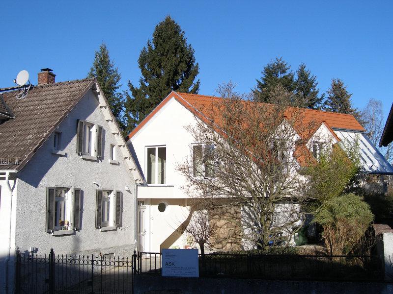 2016 Anbau an Einfamilienhaus Bild 9