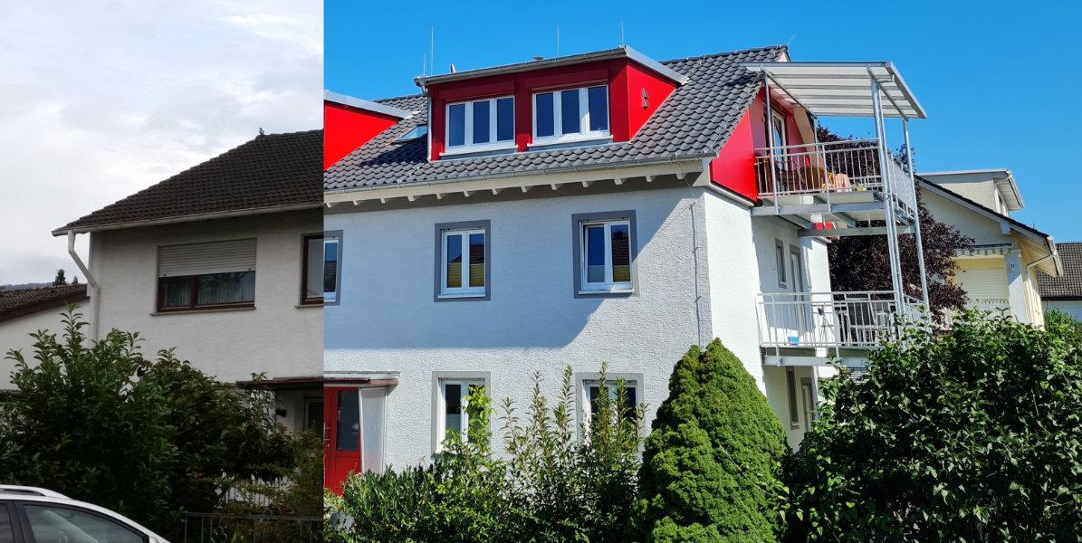 2020 Umbau Mehrfamilienhaus Bild 15