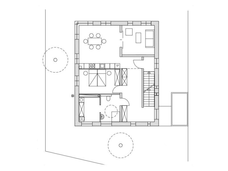 2021 Zweifamilienhaus in Planung Bild 2